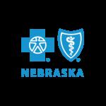 blue cross blue shield nebraska logo