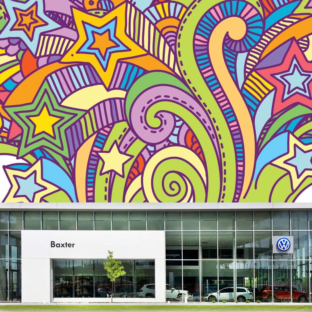 baxter vw grand opening