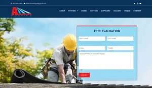 anderson roofing home page