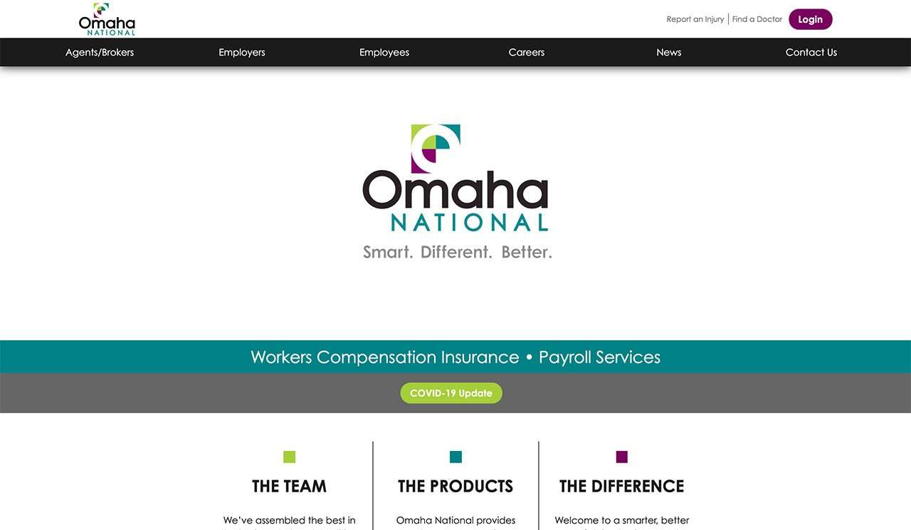 omaha national website home page