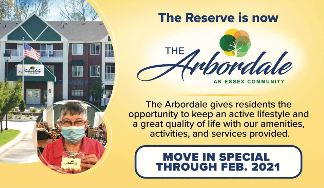 The Arbordale Essex Communities postcard