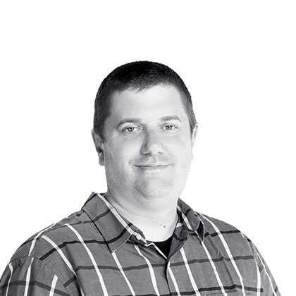 Todd Birchard Headshot