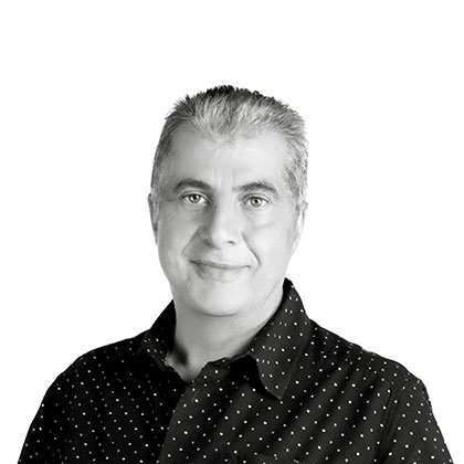 Ayman Sharif Headshot